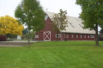 barns - Eugene and Springfield